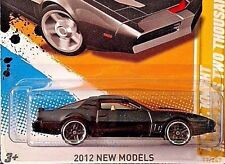 HOT WHEELS 2012 NEW MODELS K.I.T.T. INDUSTRIES TWO THOUSAND KNIGHT RIDER RARE!