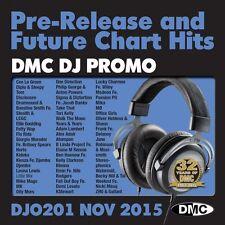 DMC Dj Seulement 201 disque de musique de diagramme promo pour DJ-Double CD inc Hello par ADELE