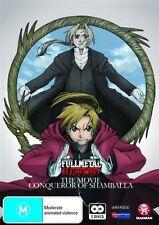 Fullmetal Alchemist The Movie - Conqueror of Shamballa (DVD, 2009, 2-Disc Set)