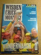 WISDEN - WONDERWAUGH - July 1999 Vol 21 # 2