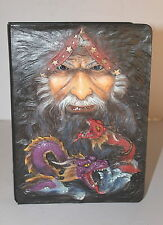 WIZARD NOTE BOOK DIARY Organiser, a Fabulous Mythical, Weird, Present or Gift