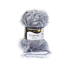 BRAZILIA von Schachenmayr - MITTELGRAU (00092) - 50 g / ca. 90 m Wolle