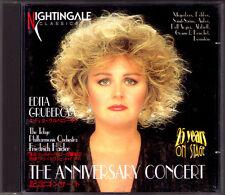 Edita GRUBEROVA 25th Anniversary Concert Saint-Saens Alabieff Faure Auber Gounod