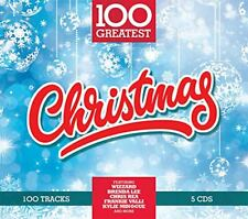 100 GREATEST: CHRISTMAS - NEW CD COMPILATION