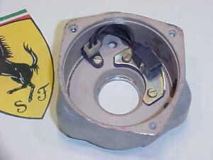 Ferrari 288 Engine Ignition Distributor Housing_Stator Pickup_122379_GTO_NEW_OEM