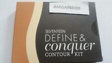 Seventeen 17 Define & Conquer Contour Kit BRAND Medium