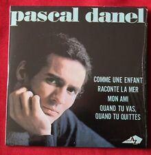 Pascal Danel, comme un enfant, CD single 4 titres