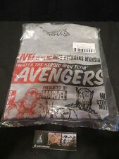 Iron man vs Ultron Marvel Collector Corps T-shirt size XL sealed