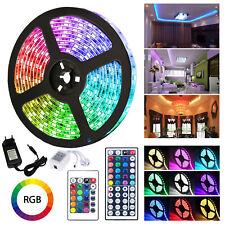 1m-5m RGB LED USB TV Hintergrundbeleuchtung Lichtband Stripe Streifen Musik Band