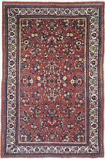 Sarouk Teppich Orientteppich Rug Carpet Tapis Tapijt Tappeto Alfombra Art Blumen