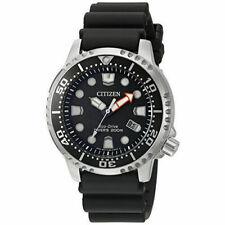 Citizen BN0150-28E Men's ProMaster Professional Diver Eco-Drive Watch ISO Cert