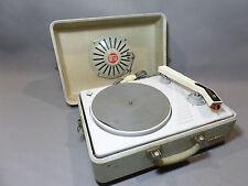électrophone vintage melovox-AMPLI A LAMPE / TUBE AMP bon état esthétique