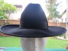 ISRAEL JEWISH HASIDIC - FEDORA M HAT / CAP W/ ORG. CARRY BOX ! NEW. AMAZING.
