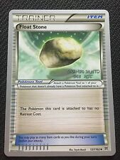 Pokemon TCG : 4 X FLOAT STONE 137/162 World Championship PROMO Uncommon