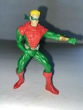 DC Total Justice Green Arrow Figure Only 1997 Kenner
