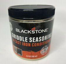 Blackstone Griddle Seasoning Cast Iron Conditioner 6.5oz