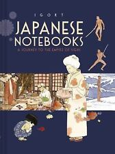 Japanese Notebooks: A Journey to the Empire of Signs,
