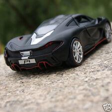 McLaren P1 1:32 Alloy Diecast Model Cars Sound & Light Toys Cars Gifts Black New