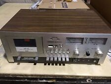 Akai GXC-730D cassette player/recorder