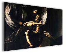 Quadri famosi Caravaggio III stampe riproduzioni su tela copia falso d'autore