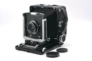 【Mint】 Wista Field 45D w/ Fujinon SW 65mm f8 Super Wide Lens From Japan