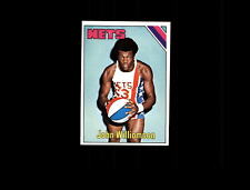 1975 Topps 251 John Williamson NM #D504911