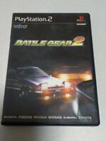 Battle Gear 2 PlayStation2 PS2 Taito Used Japan Racing Boxed Tested NTSC-J 2001