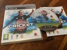 International Cricket 2010 10 - UK PS3 + Instructions Mint World Class