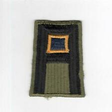 WW 2 US Army 1st Army Chemical Patch Inv# H528