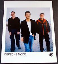 Depeche Mode Photo Original Mute Promo January 2001