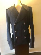 Balmain Paris Mens Military Double Breast Jacket Size 48 Fitted Gently PreOwned
