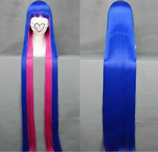 "40"" 100cm Panty and Stocking with Garterbelt-Stocking Anime Cosplay wig COS-H25"