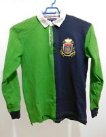Vintage 90's Tommy Hilfiger Rugby Polo Long Sleeve Shirt Size Large XL