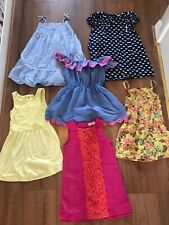 Girls Summer Clothes Bundle Age 5-6 Years