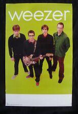 Weezer Album poster original record store promo