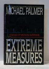 Extreme Measures by Michael Palmer Hardcover Dust Jacket 1991
