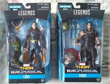 Marvel Legends Ragnarok Thor and Loki
