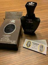 Genuine Creed Milleseme Love in Black Eau De Parfum Spray 75mls Freep&p