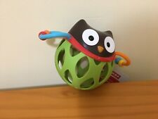New Skip Hop EXPLORE AND MORE ROLL AROUND RATTLE OWL Baby Toys Activities