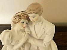 Giuseppe Armani Florence Porcelain Figurine Wedding Couple 1992