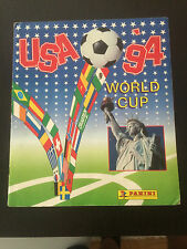 PANINI WORLD CUP USA 94 FULL STICKERS ALBUM COMPLETE RARE ORIGINAL