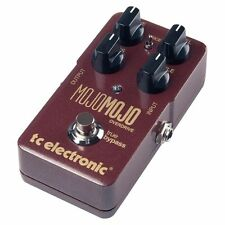 TC Electronic MojoMojo Overdrive Guitar Effects Pedal 1 Only