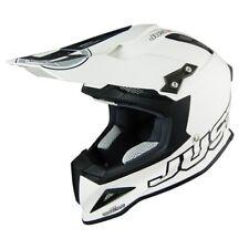 Just 1 J12 Dominator MX Helm weiß 56-S Enduro Motocross Crosshelm Offroad NEU