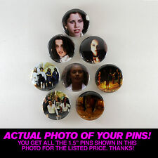 "THE CRAFT - 1.5"" PINS / BUTTONS (poster print shirt witch coven horror neve)"