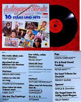 LP Autogramm-Stunde 16 Stars & Hits (Polydor 2372 043) D 1980
