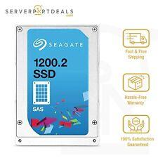 """Seagate 1200 200GB MLC SAS 12Gb/s 2.5"""" Enterprise SSD ST200FM0053"""