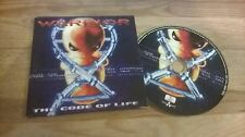 CD Metal Warrior-the Code of Life (12) canzone PROMO Nuclear Blast CB