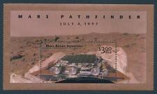 Usa Us Scott # 3178 Mars Pathfinder Paar Von Souvenir Druckbogen Mnh