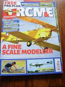 RCM&E MODEL AIRCRAFT MAGAZINE OCTOBER 2020  &  ORIGINAL 2  PLANS AEROMODELLER