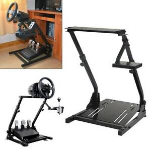 Adjustable Steering Wheel Stand Game Racing Wheel Shifter for Logitech G29